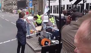 To nagranie wywołało skandal. CNN oskarżone o fingowanie protestu muzułmanów przeciw terroryzmowi