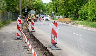 Warszawa. Chodnik na ul. Idzikowskiego będzie wyremontowany