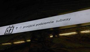Nowe oznaczenia dla pasażerów metra. Będzie czytelniej?
