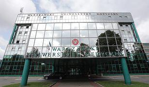 Trzy szpitale kliniczne należące do WUM zostaną połączone