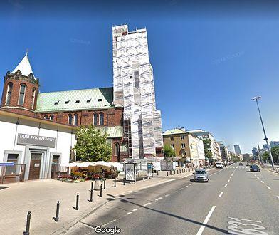 Warszawa. Budynek może być usunięty ze względów estetycznych