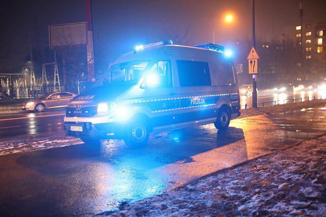 Warszawa. Tragedia na torach. Pociąg śmiertelnie potrącił mężczyznę