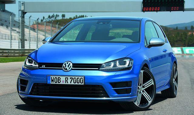 VW Golf R zadebiutuje we Frankfurcie