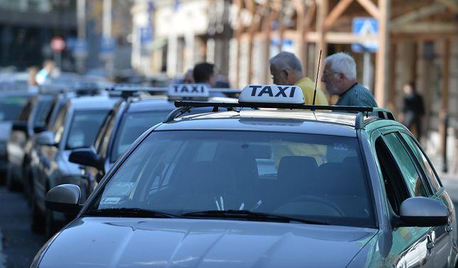 Protest taksówkarzy kosztował fortunę