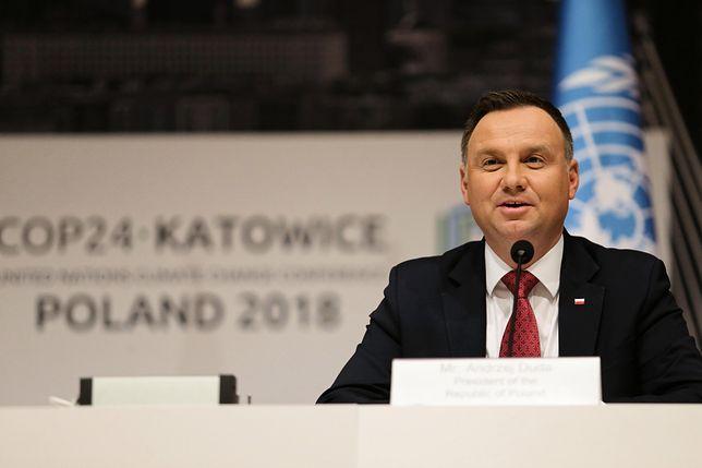 Kontrowersyjna rekomendacja prezydenta Andrzeja Dudy