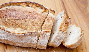 Irlandzki chleb na sodzie i maślance