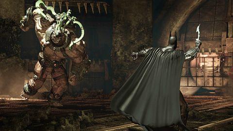 Batman: Arkham Asylum sprzedaje się rewelacyjnie