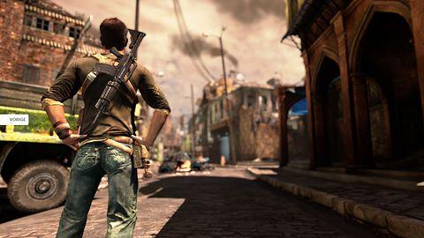 Rozgrywka: Beta Uncharted 2