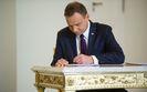 Prezydent podpisał ustawę o wynagrodzeniach władz państwowych spółek