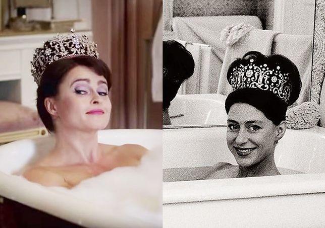 """""""The Crown"""". Sesja siostry królowej w wannie to nie wymysł twórców serialu"""