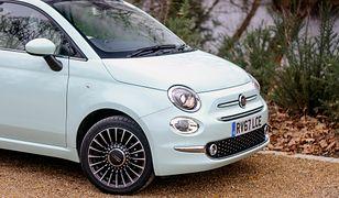 Fiat 500 to koszt około 9 tys. zł. rocznie. Nie musimy za to płacić gigantycznej stawki za ubezpieczenie OC i AC