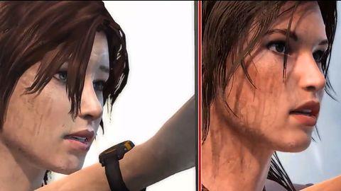 Lara na nowej generacji konsol wygląda lepiej niż na starej