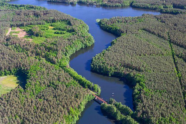 Kujawsko-Pomorskie - Bory Tucholskie - Rezerwat Biosfery UNESCO