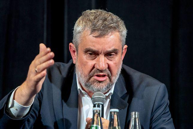 Minister rolnictwa Jan Krzysztof Ardanowski beszta urzędników ARMiR. Nagranie odsłania kulisy walki o głosy rolników.
