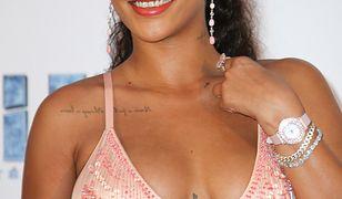 Rihanna coraz pulchniejsza. Po dawnej seksbombie nie ma już śladu?