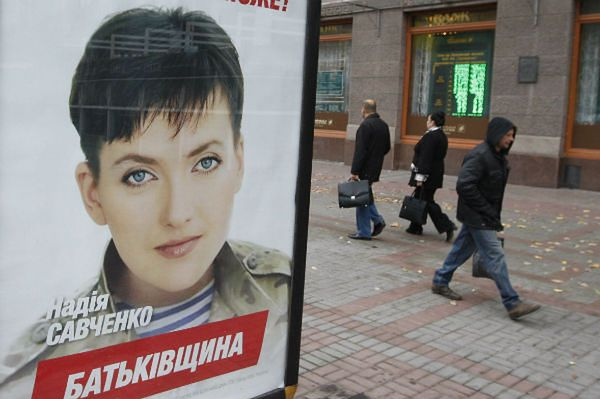 Ukrainka w rosyjskim więzieniu. Od 49 dni głoduje