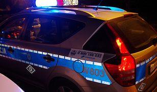 Stargard. Policjanci uratowali 2-latkę. Połknęła tabletkę do zmywarki