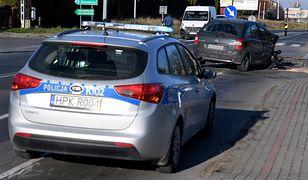 Zachodniopomorskie. Troje dzieci rannych w wypadku pod Stargardem