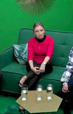 """Trójka przyjaciół: Mieczysław Worach, Maria Witkowska i Lidia Lasota. Wszyscy związani z PiS, wszyscy byli komentatorami w show """"Motel Polska"""""""