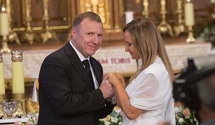 """Ślub Jacka Kurskiego w Łagiewnikach. """"Zgoda na polecenie arcybiskupa Marka Jędraszewskiego"""""""