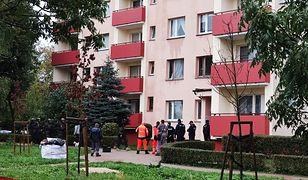 Zachodniopomorskie. Akcja antyterrorystów na jednym z osiedli w Szczecinie