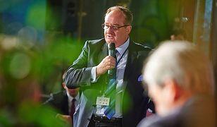 Jacek Saryusz-Wolski jest europosłem od 2004 roku