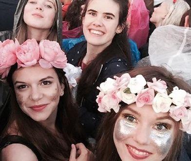 Dziewczyny znają się z fan clubu