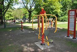 Na Majówkę do parku [ZDJĘCIA]