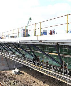 Poszerzanie Mostu Grota-Roweckiego zakończone!