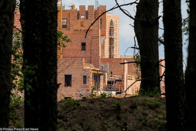 Zamek w Stobnicy. Puszcza Notecka