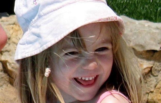 Madeleine McCann - zdjęcie zostało wykonane w dniu jej zaginięcia