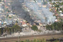 Wielki pożar w Niemczech. 40 osób rannych