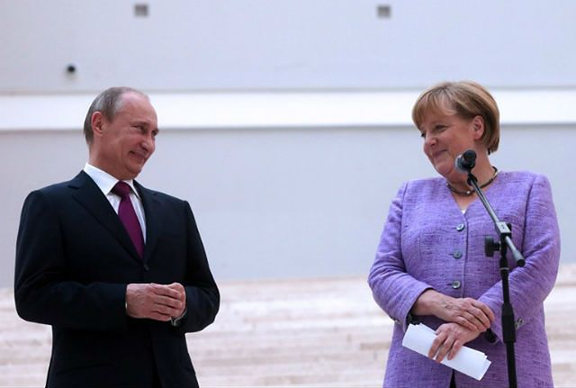 """Władimir Putin """"wygra"""" wybory do Bundestagu w 2017 roku? Z powodu kryzysu imigranckiego prokremlowskich deputowanych może być nawet połowa"""