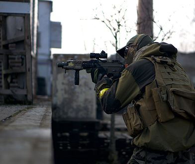 Militarne plecaki, saszetki i torby są wodoszczelne i trwałe