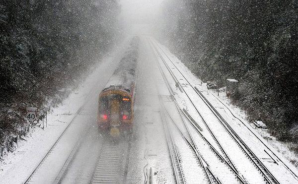 Rekordowe straty z powodu ataku zimy we Włoszech