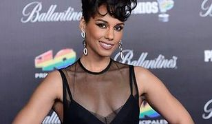 Alicia Keys: Gdzie jest stanik?!