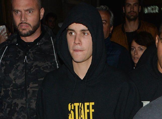 Justin Bieber sprawcą wypadku. Poszkodowany nie złoży pozwu. Dlaczego?