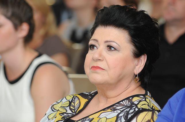 Ewa Bem była w żałobie przez kilka miesięcy.