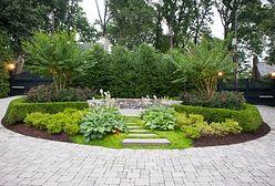Harmonijna aranżacja ogrodu w zgodzie z feng shui