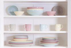 Ceramika w modnych pastelach