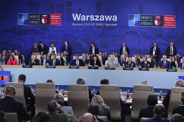 Najważniejsze decyzje szczytu NATO w Warszawie