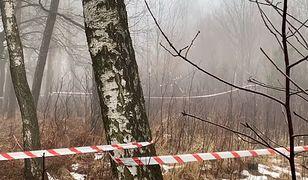 Katastrofa pod Pszczyną. Śmigłowiec Bell 429 runął na ziemię. Nie żyją dwie osoby