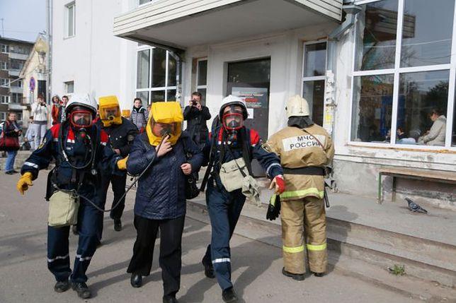 40 mln Rosjan bierze udział w ćwiczeniach na wypadek katastrofy