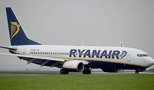 Śmierć w Ryanairze. Dramat na pokładzie samolotu