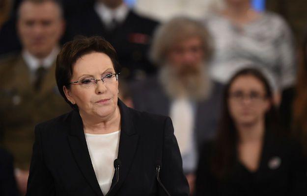 Małgorzata Kidawa-Błońska: premier Ewa Kopacz nie pojedzie do Moskwy