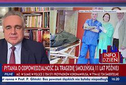 """W TVP wierzą w zamach smoleński. """"Reakcja"""" prezenterki mówi wszystko"""