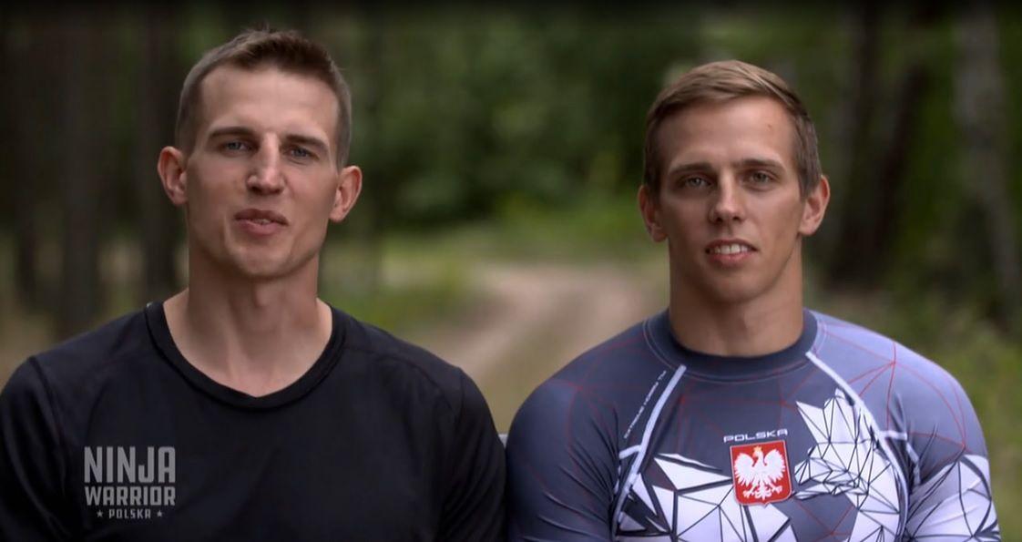 Ninja Warrior Polska: Wojciech i Marian Sobierajscy zmierzą się z morderczym torem przeszkód
