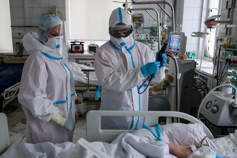 Koronawirus. W Rosji trzykrotnie więcej ofiar niż podawano