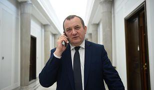 Stanisław Gawłowski zrzekł się immunitetu