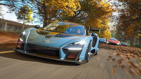 Forza Horizon 4 – recenzja gry. Cztery pory szaleństwa